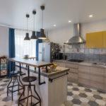 плитка для кухни идеи дизайн