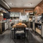 плитка для кухни интерьер идеи