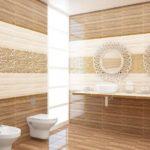 плитка для ванной комнаты фото видов