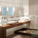 плитка для ванной комнаты виды идеи