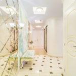плитка на пол в коридор классика