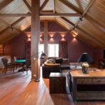 потолок в стиле лофт в квартире идеи декора