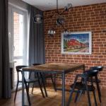 потолок в стиле лофт в квартире идеи интерьер