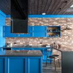 потолок в стиле лофт в квартире оформление фото