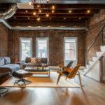 потолок в стиле лофт в квартире идеи оформление