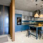 потолок в стиле лофт в квартире идеи оформления