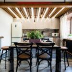 потолок в стиле лофт в квартире варианты идеи