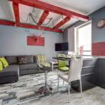 потолок в стиле лофт в квартире идеи варианты