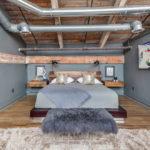 потолок в стиле лофт в квартире идеи фото