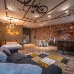 потолок в стиле лофт в квартире идеи вариантов