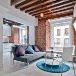 потолок в стиле лофт в квартире виды