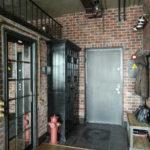 потолок в стиле лофт в квартире фото идеи