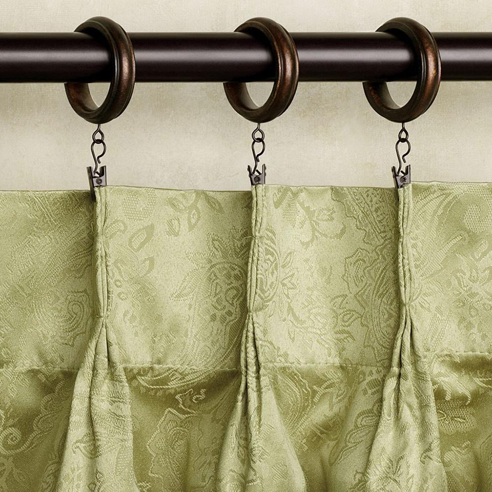 шторы на кольцах
