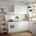 современная белая кухня дизайн идеи