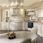 современная белая кухня идеи оформление
