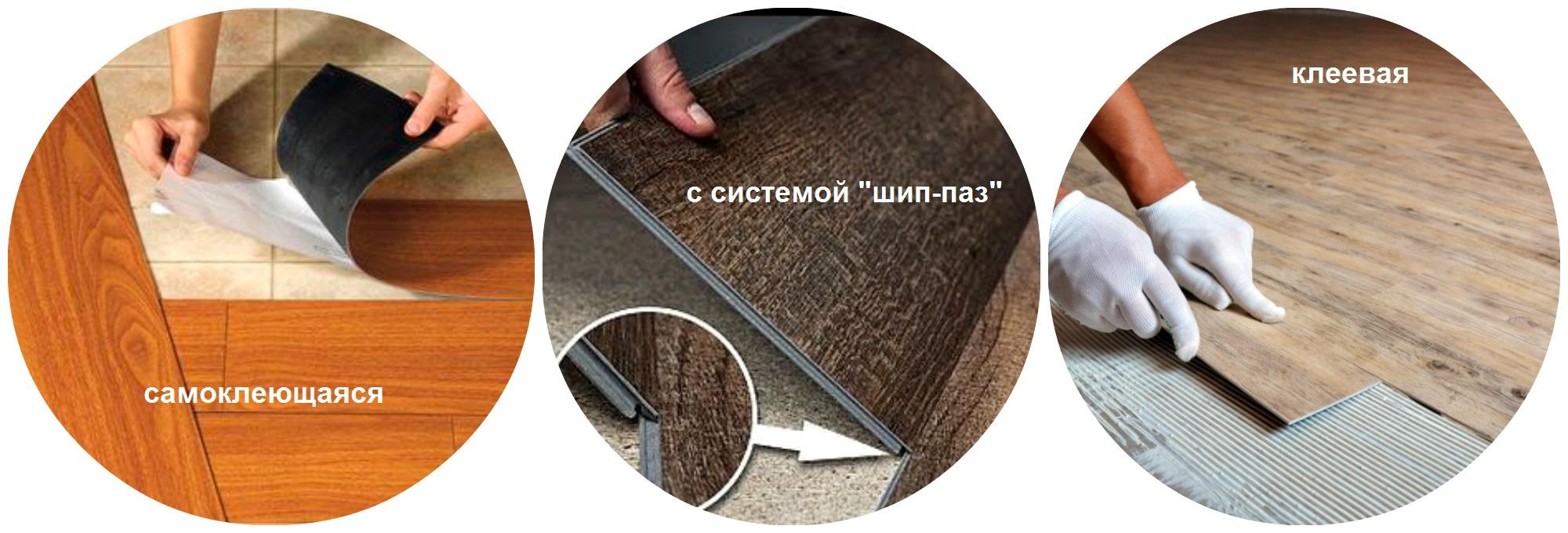 способ укладки плитки