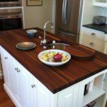 столешница из дерева для кухни фото виды