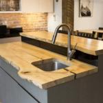 столешница из дерева для кухни обзор