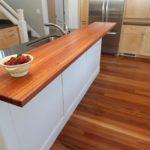 столешница из дерева для кухни идеи интерьера