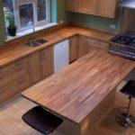 столешница из дерева для кухни варианты идеи
