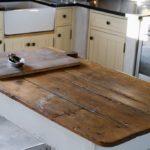 столешница из дерева для кухни фото варианты