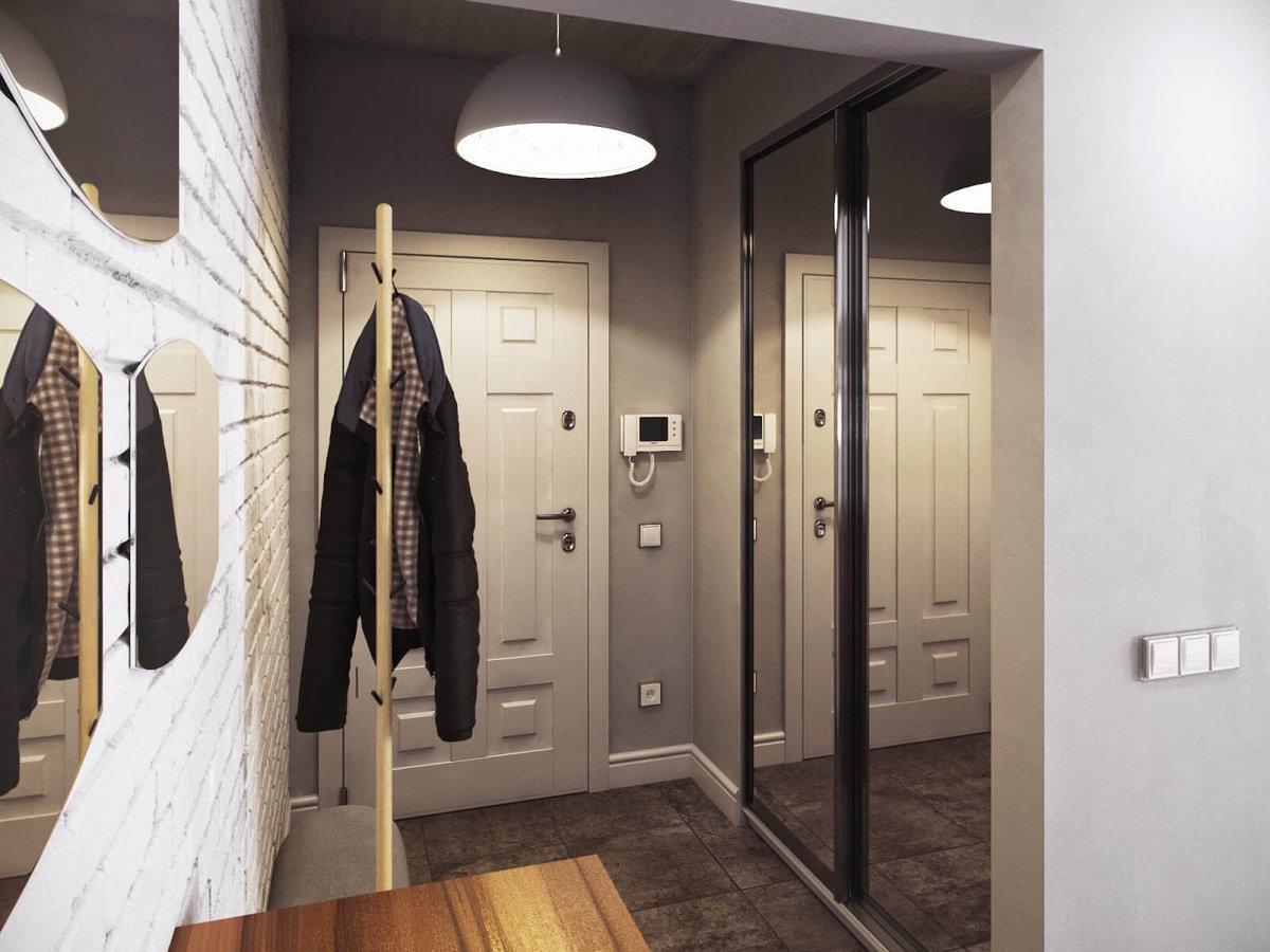 входная дверь в квартиру покраска