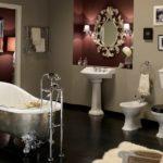 аксессуары для ванной комнаты фото декора