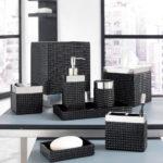 аксессуары для ванной комнаты декор идеи