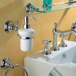аксессуары для ванной комнаты идеи декор