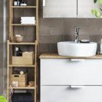 аксессуары для ванной комнаты фото интерьера