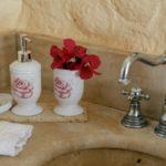 аксессуары для ванной комнаты идеи интерьер