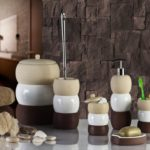 аксессуары для ванной комнаты идеи варианты