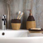 аксессуары для ванной комнаты фото дизайн