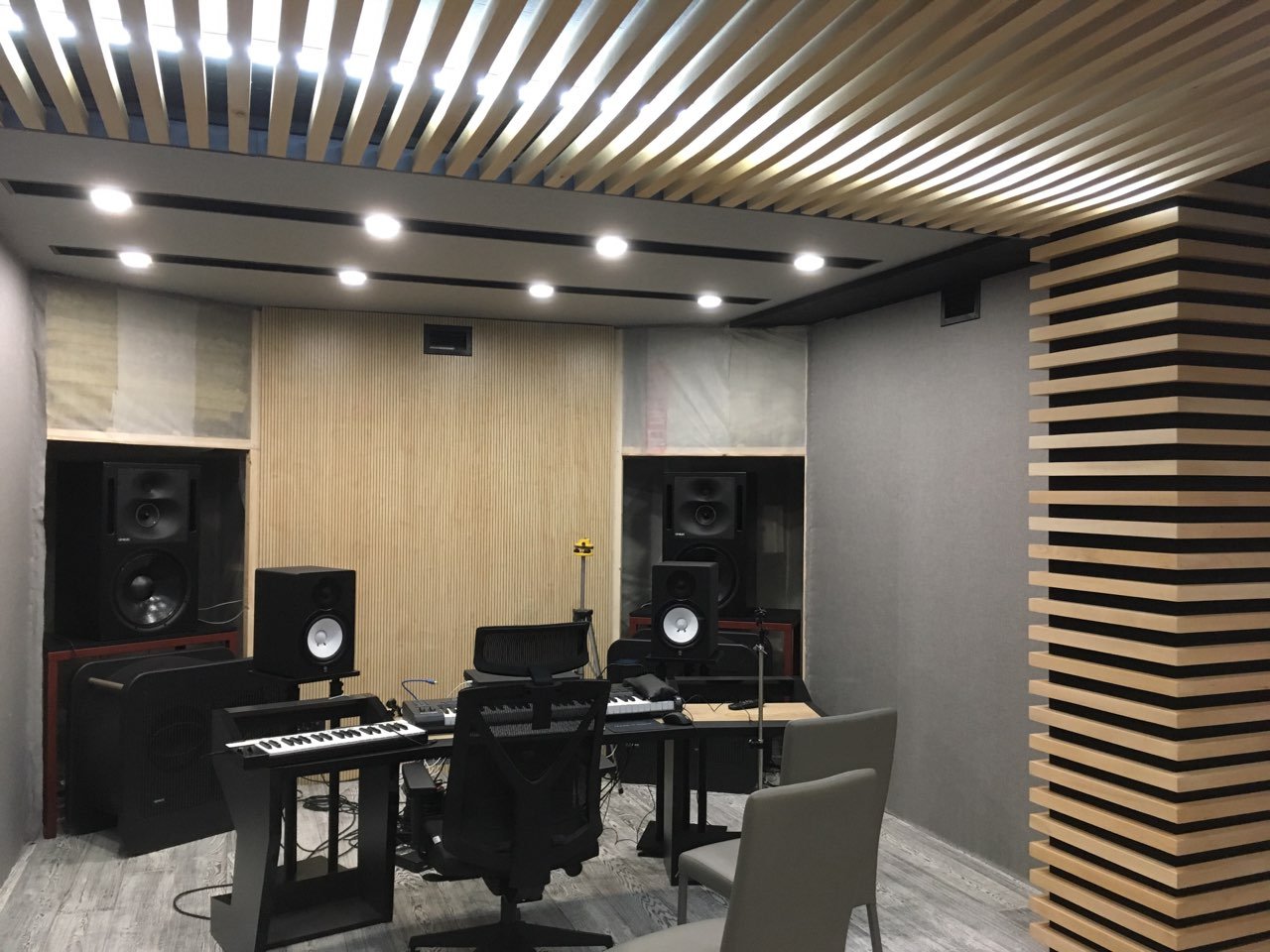 акустические панели Decoustic