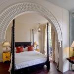 арка из гипсокартона декор