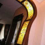 арка из гипсокартона декор идеи