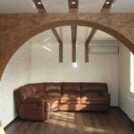 арка из гипсокартона идеи декора