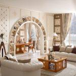 арка из гипсокартона варианты фото