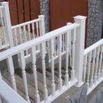 балясины для лестниц виды