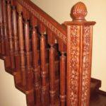 балясины для лестниц виды фото