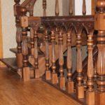 балясины для лестниц виды дизайна
