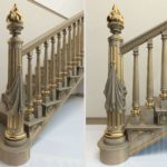 балясины для лестниц дизайн
