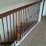 балясины для лестниц идеи дизайн