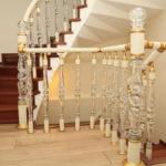 балясины для лестниц идеи декора