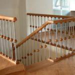 балясины для лестниц интерьер идеи
