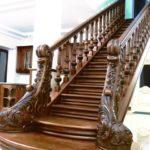 балясины для лестниц идеи интерьера