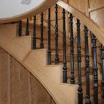 балясины для лестниц оформление