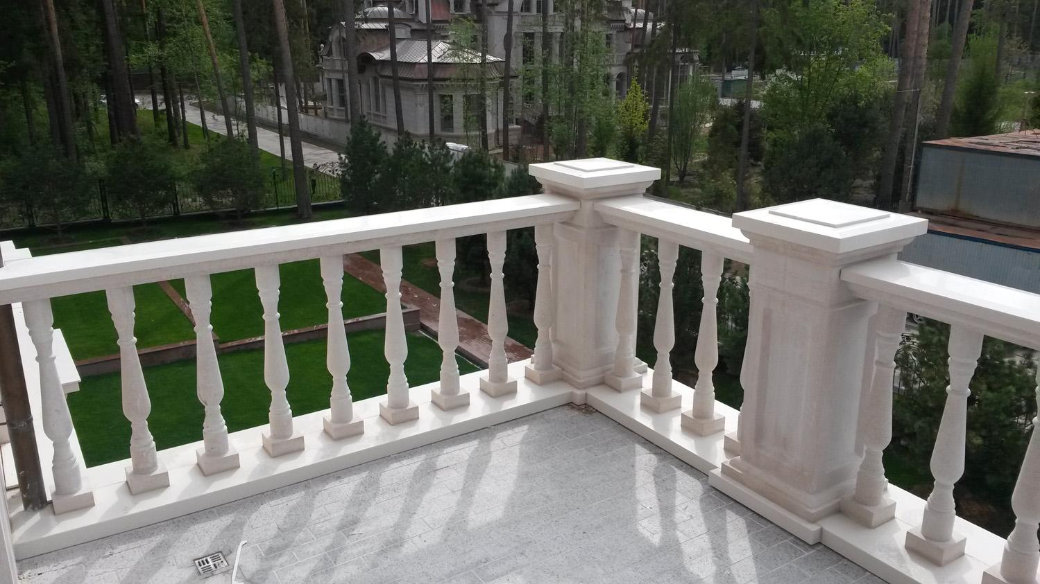 балясины для лестницы фото дизайна