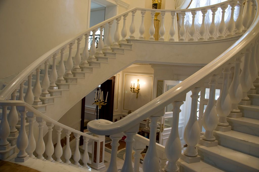 балясины для лестницы гипс