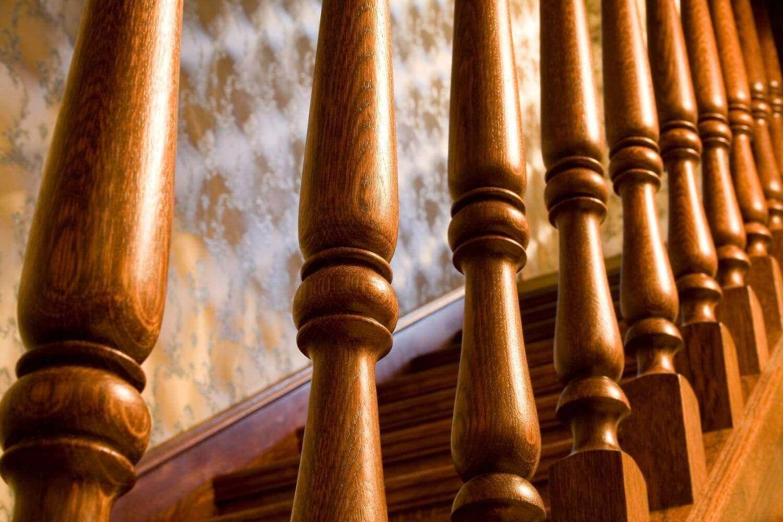 балясины для лестницы идеи фото